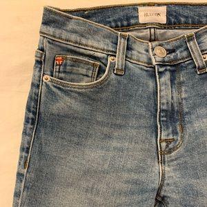 Hudson Jeans // Midrise Ankle Natalie Super Skinny